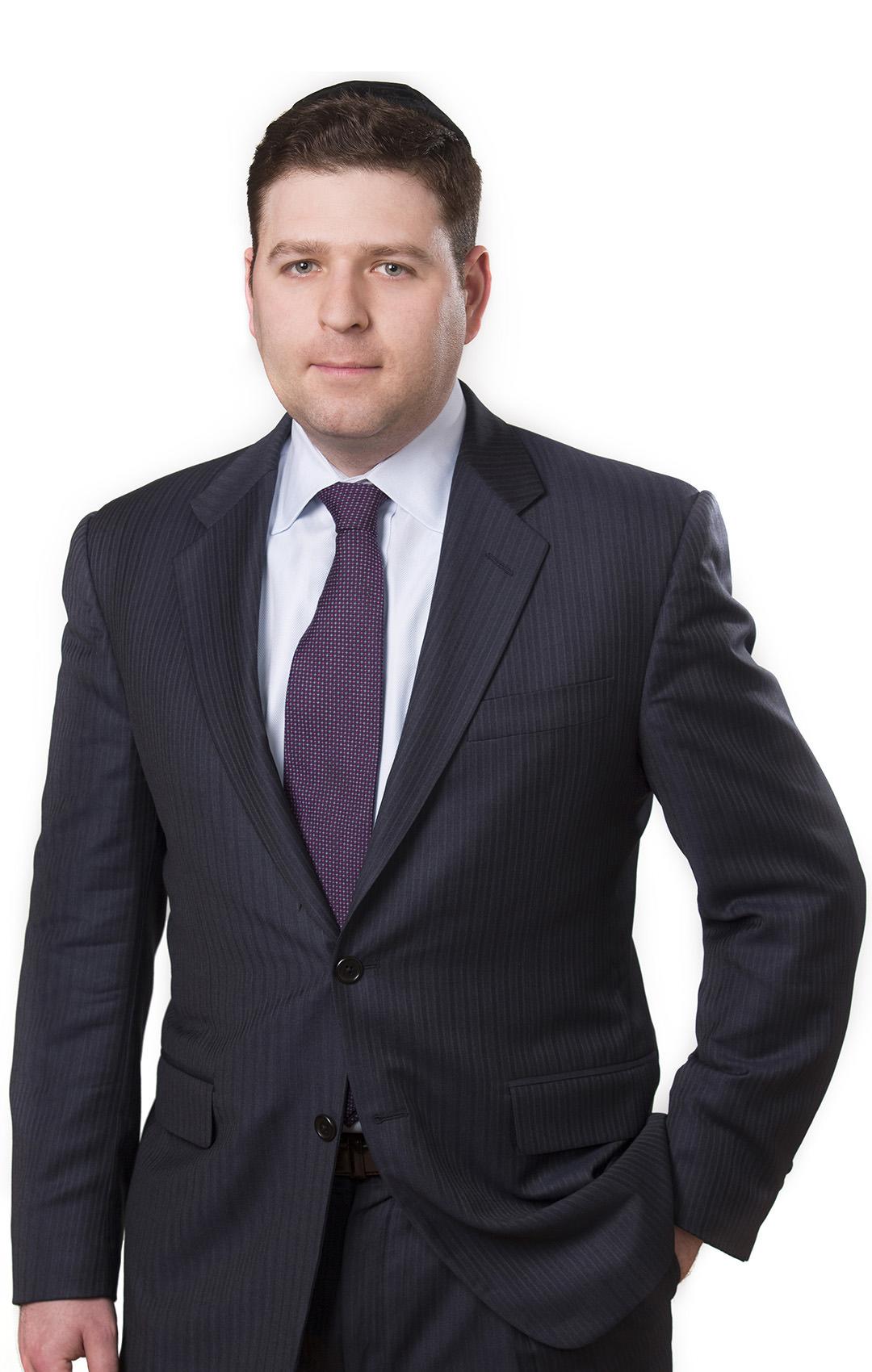 M. David Possick