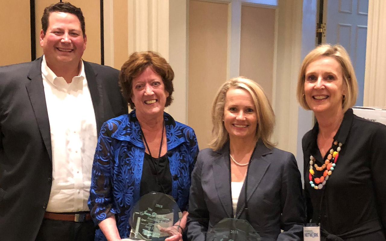 Nelson Mullins Recognizes Two Paralegals for Professionalism Awards