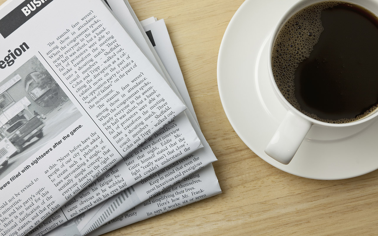 The Scrivener: An 'A-Day' for Articles