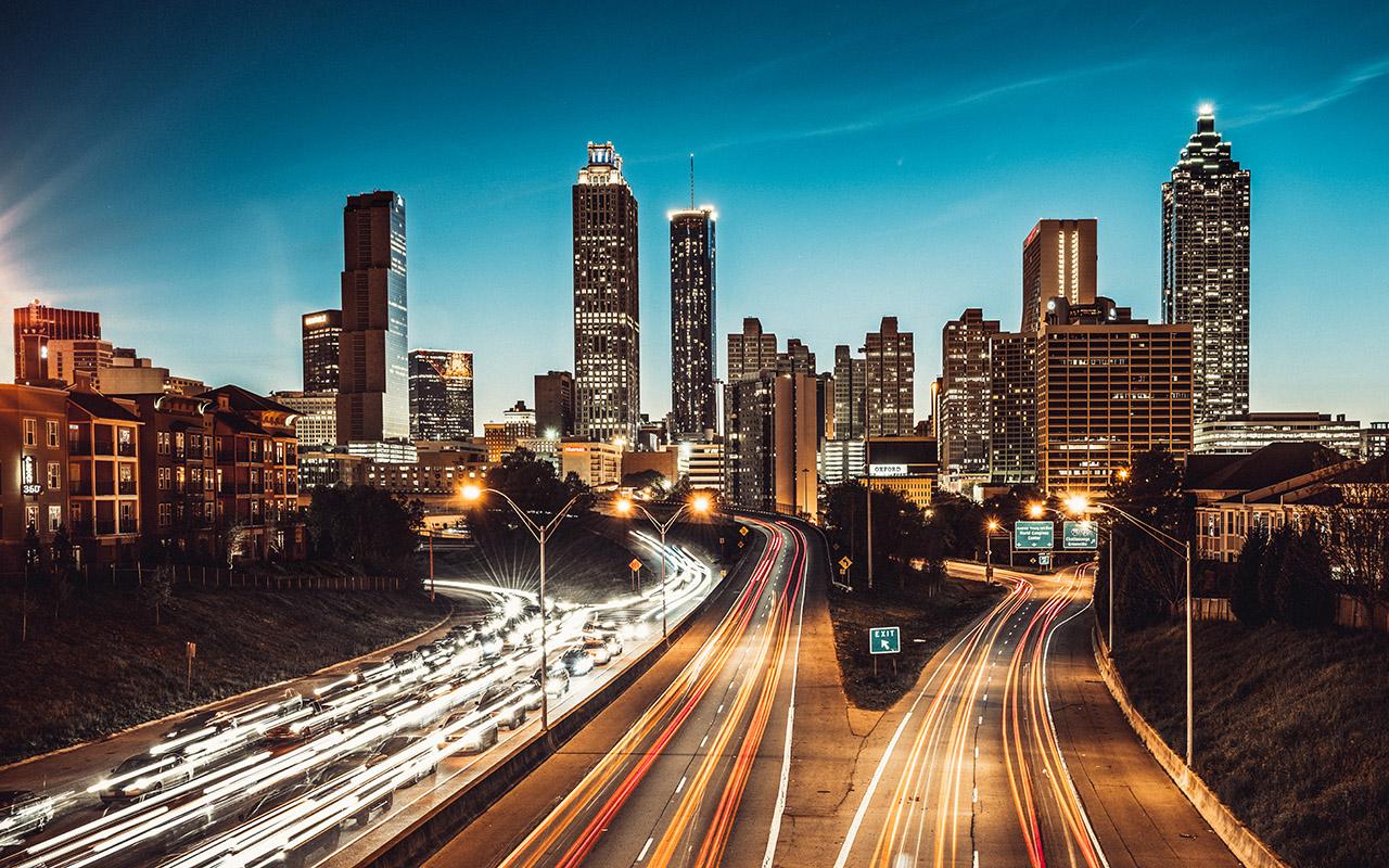 Atlanta Firms Trade Elbow Room for Rising Revenues