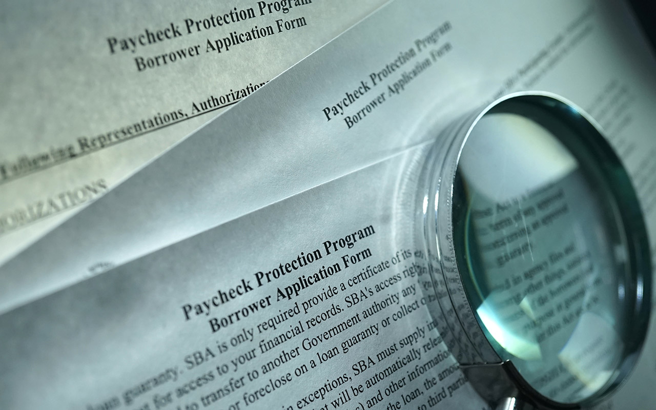 Latest worry for PPP lenders: Liability for loans they didn't make