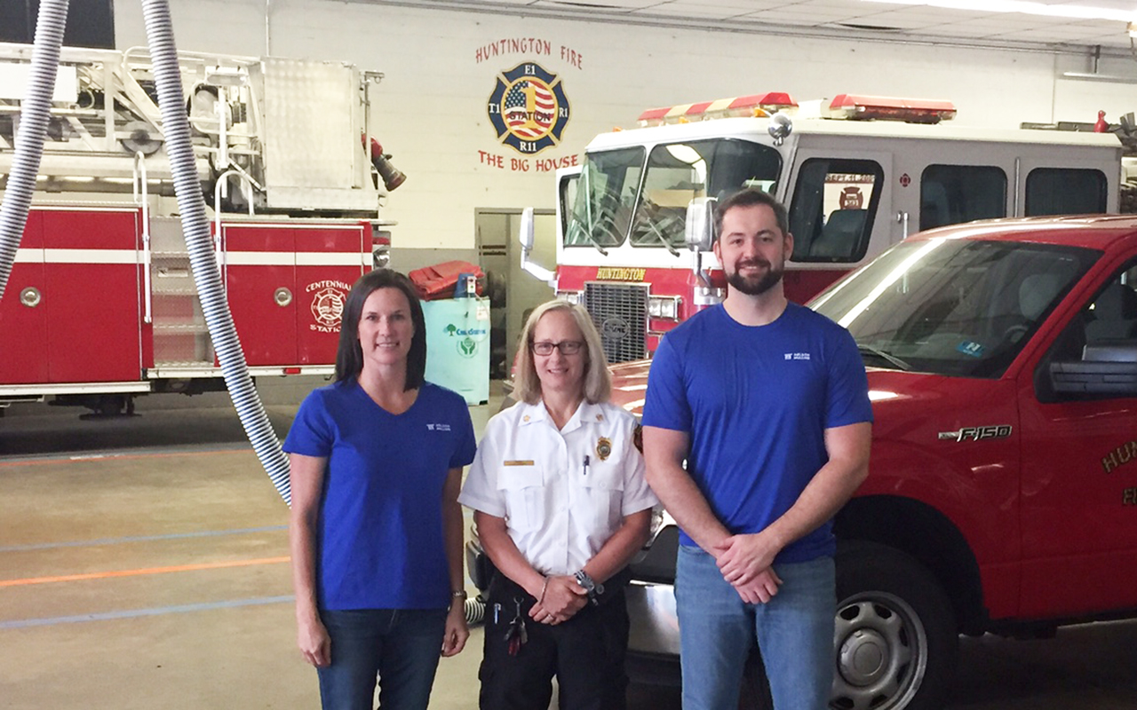 West Virginia Attorneys Offer Huntington Fire Department Families Peace of Mind