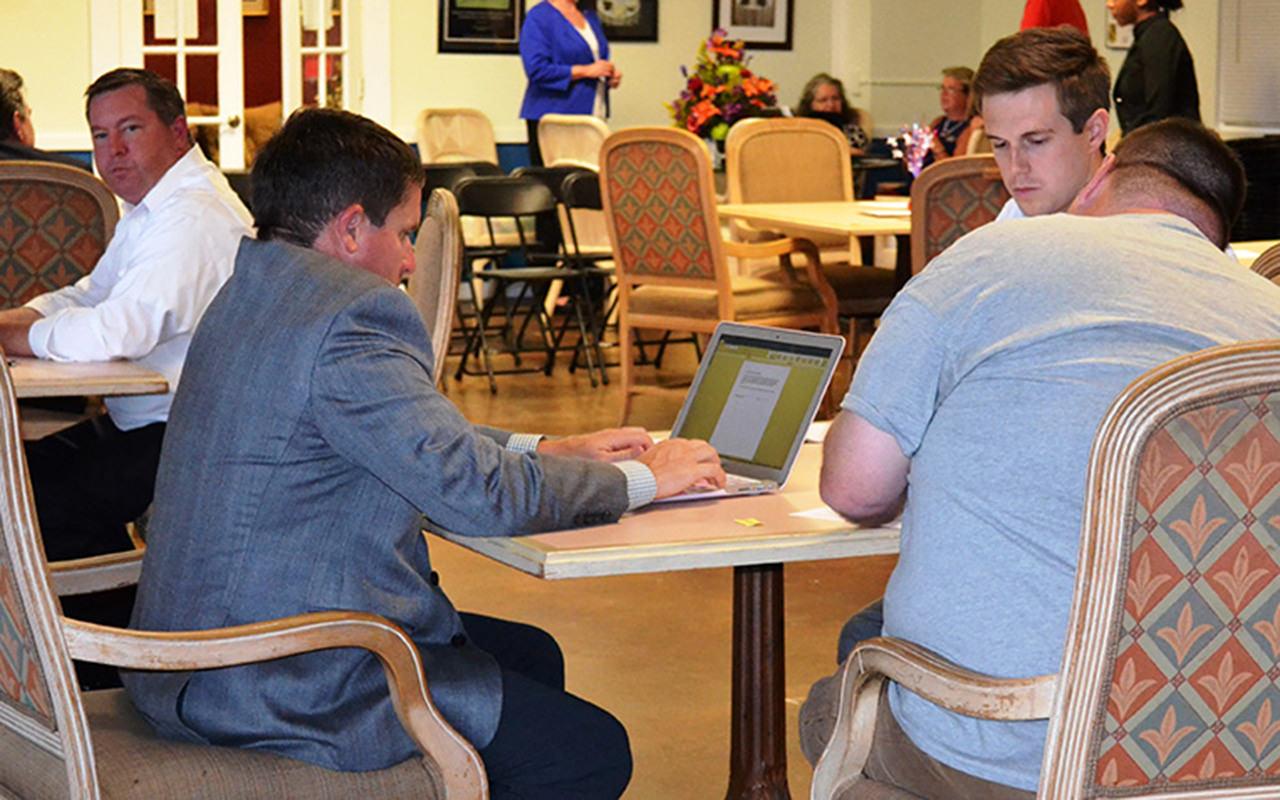Jacksonville Attorneys Participate in Veterans Pro Bono Project