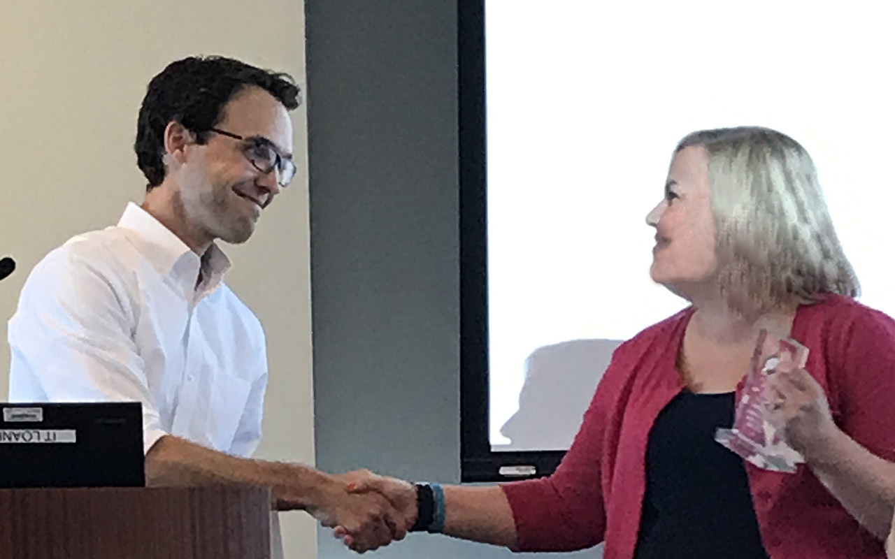 Nelson Mullins' Sarah Arnold Recognized for Pro Bono Work