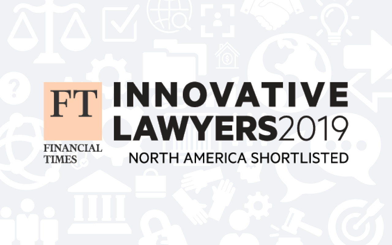 Nelson Mullins Named a Leading Innovative Law Firm in North America