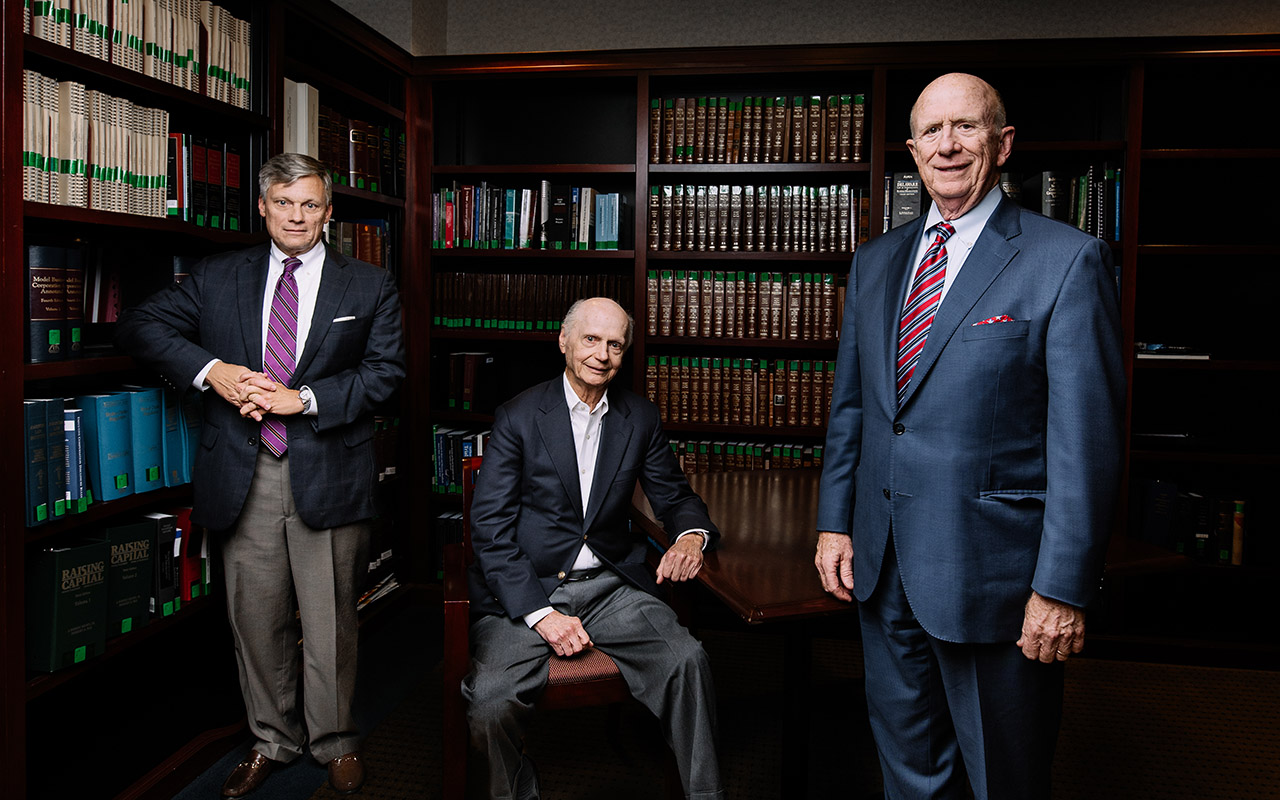 Thirty Years of Law: Greenville's Nelson Mullins continues to push the bar
