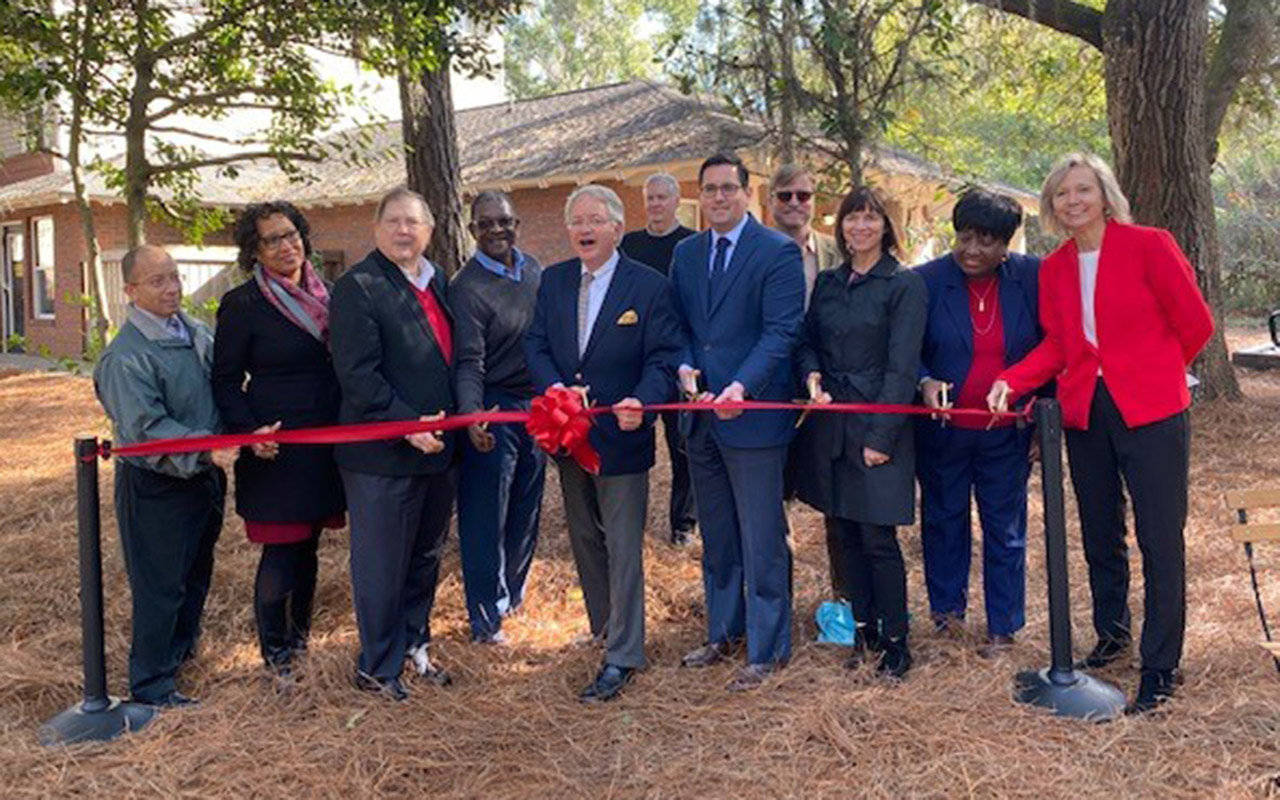 Team Assists Nonprofit to Provide Affordable Housing in Charleston, S.C.
