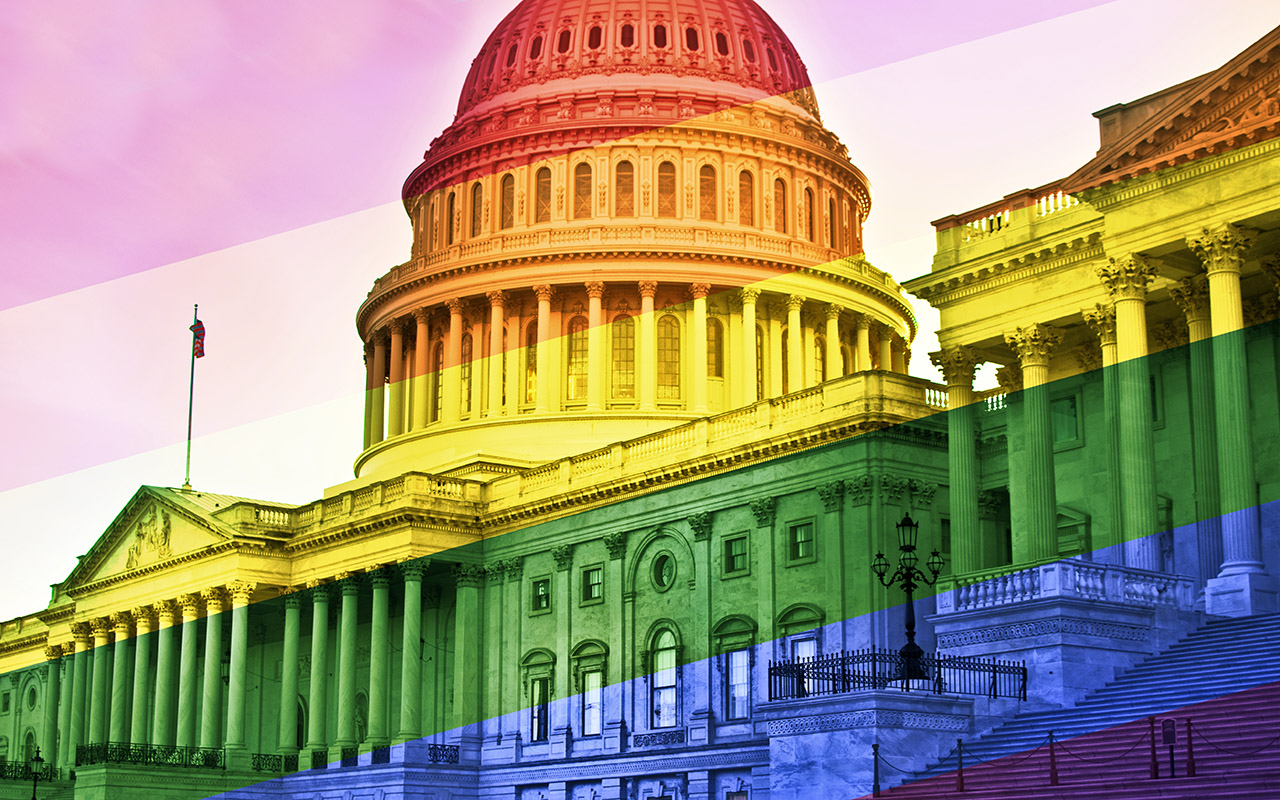 Recent Federal and State Government Impact on the LGBTQ+ Community