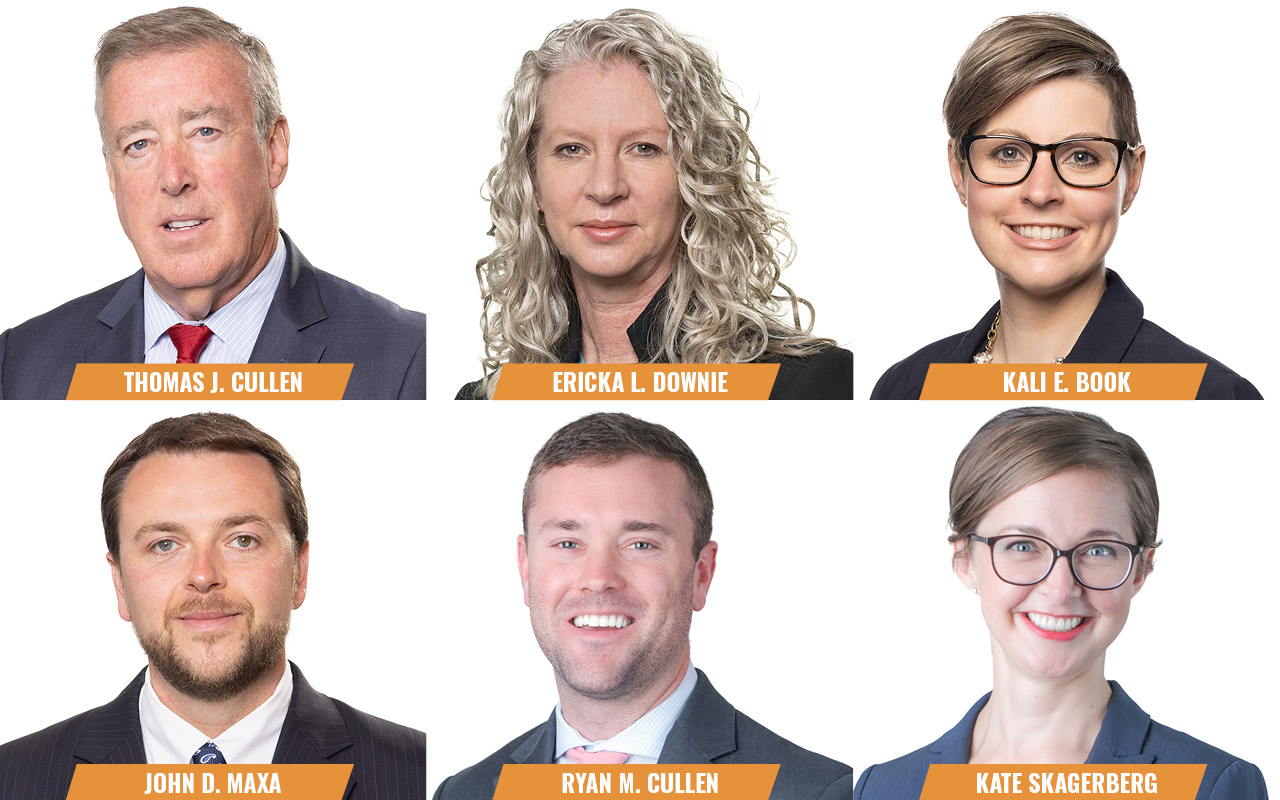 Six Experienced Trial Attorneys Join Nelson Mullins in Baltimore, Nashville
