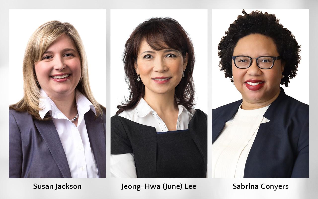Women Attorneys Chosen for Profiles in Diversity Journal Awards