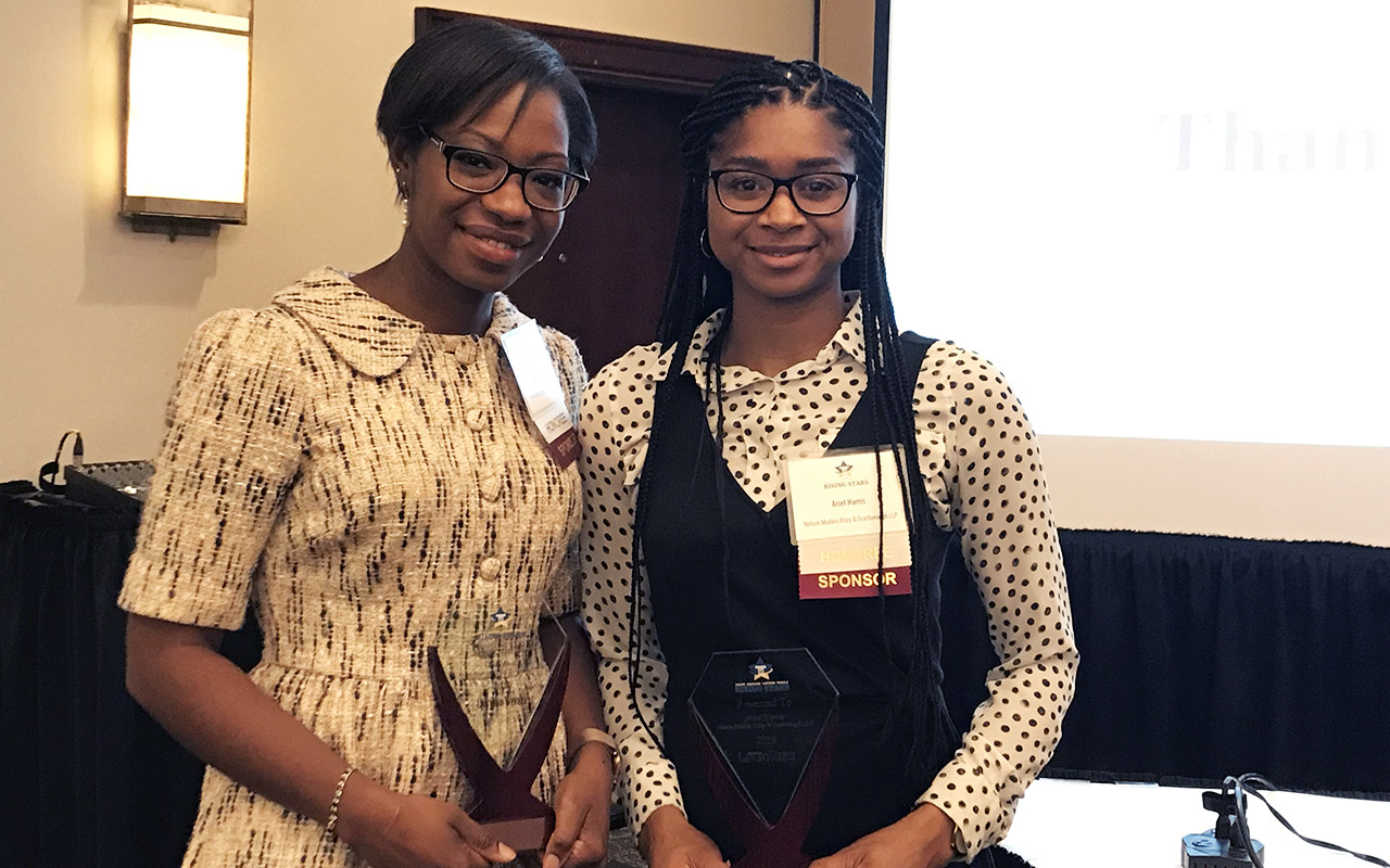 North Carolina Women Attorneys Win New Legal Awards
