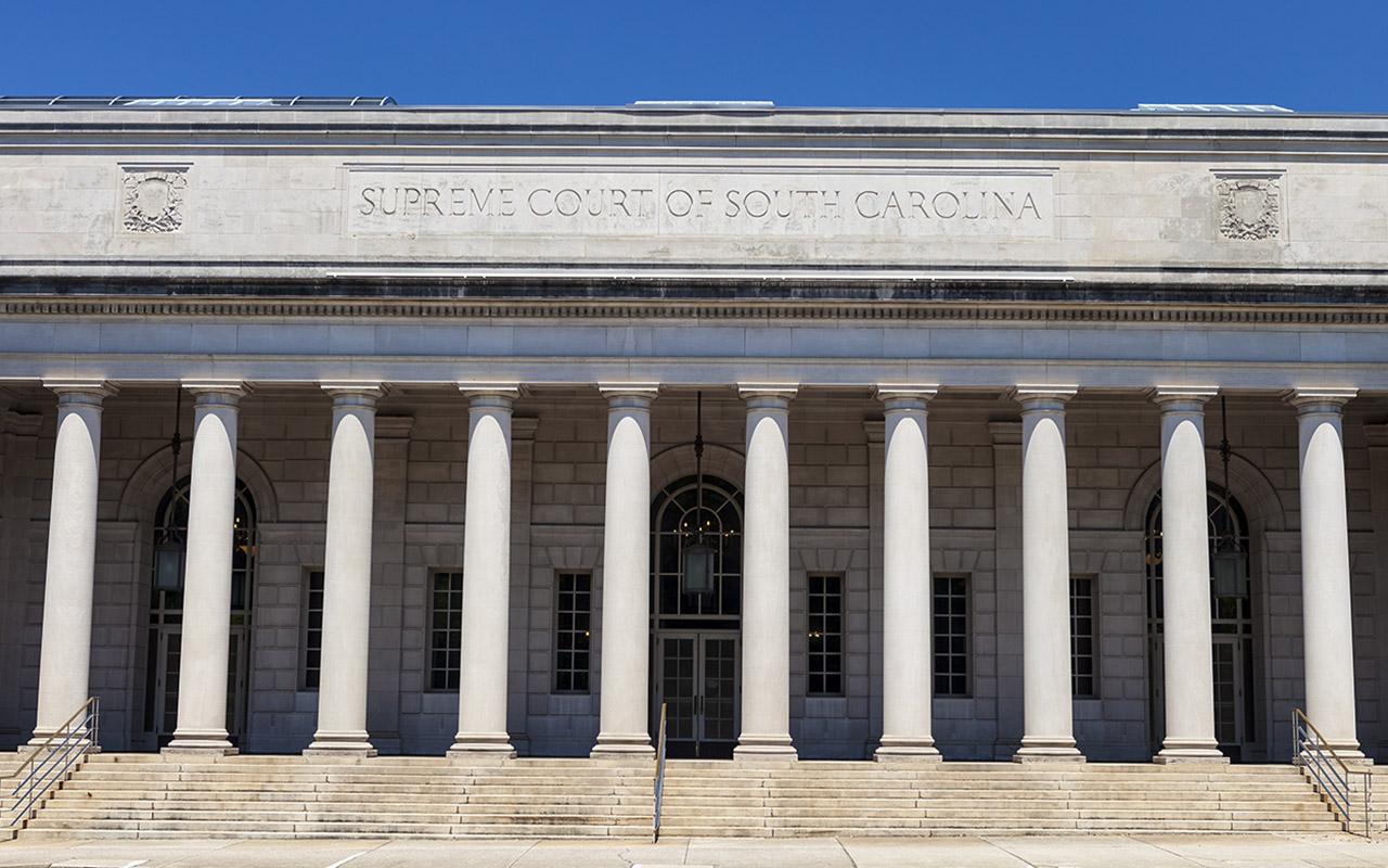 S.C. Supreme Court Issues Inaugural Pro Bono Honor Roll