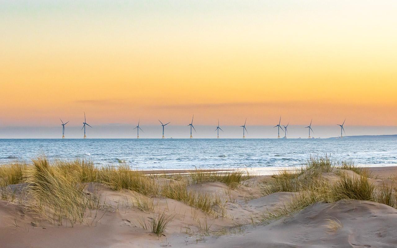 Bringing Offshore Wind to Land Through the Coastal Zone