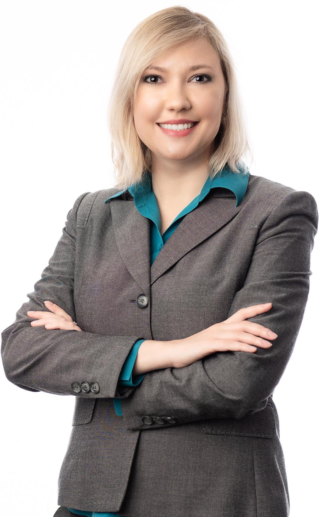 Olesya V. Bracey