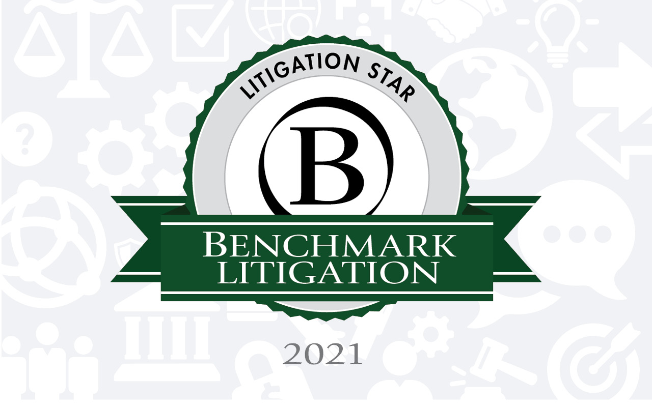 Benchmark Litigation Recognizes Nelson Mullins Attorneys in its 2021 Rankings