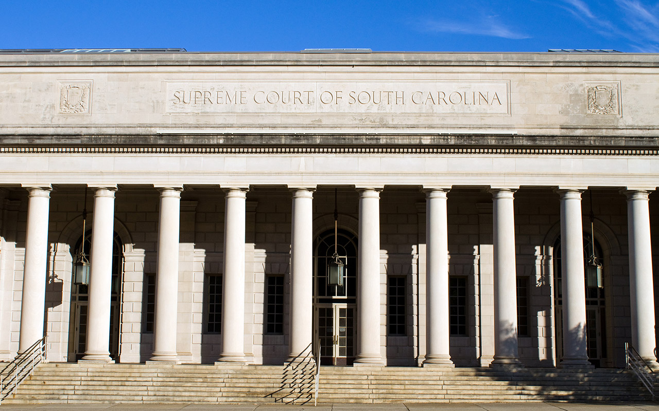 S.C. Supreme Court Recognizes 62 Nelson Mullins Attorneys for Pro Bono Service