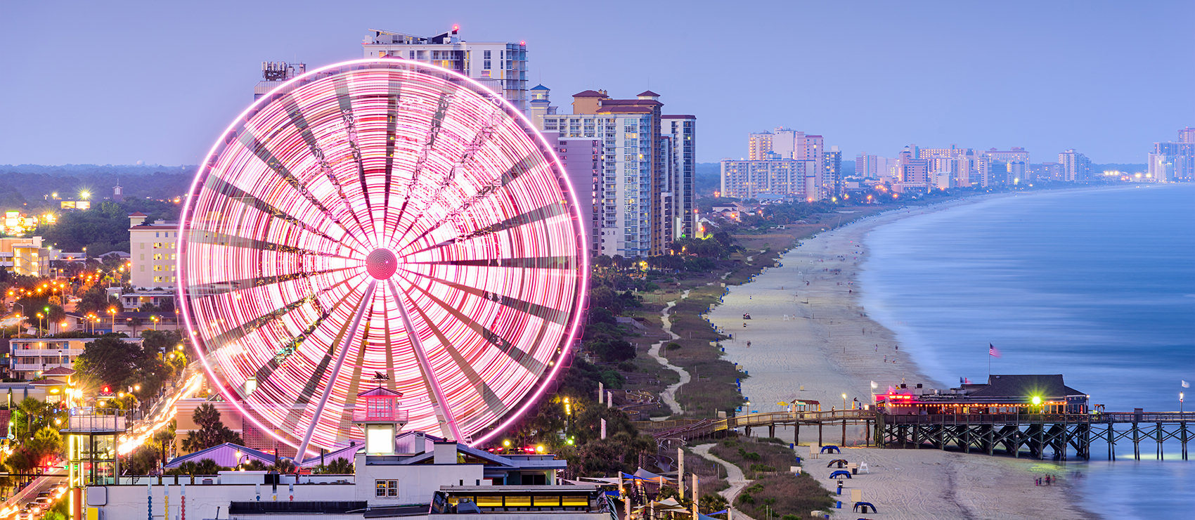 Locations Myrtle Beach