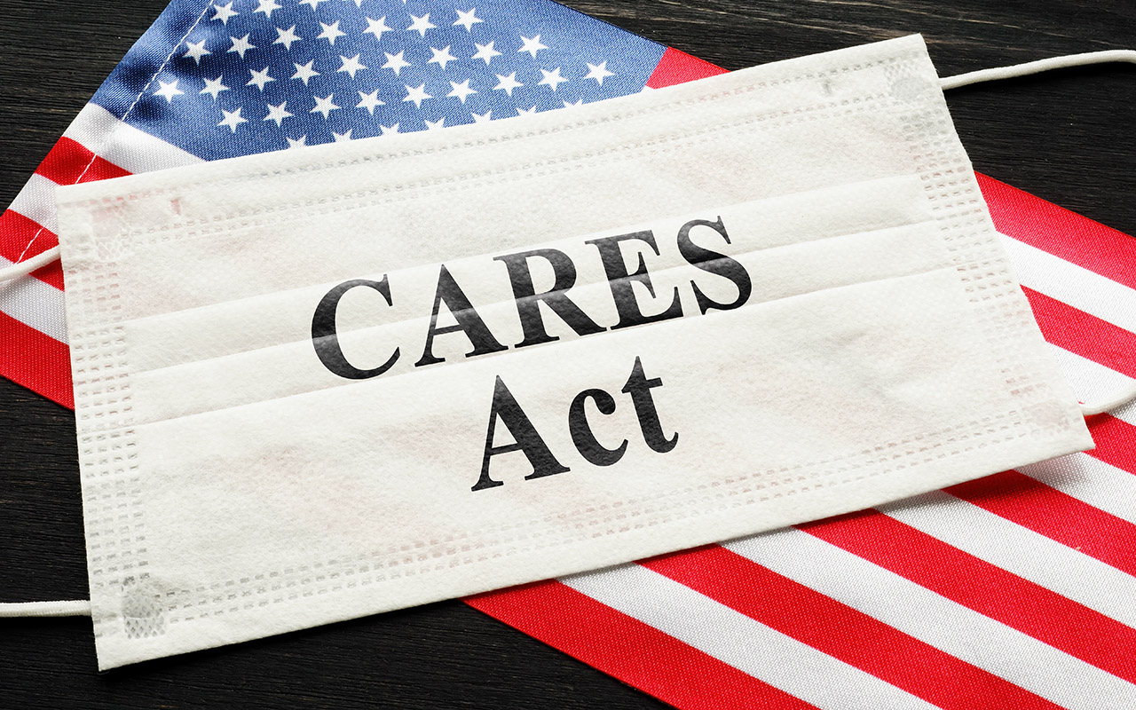 Where'd the CARES Act Money Go? Finding the Problem Before the Government Does