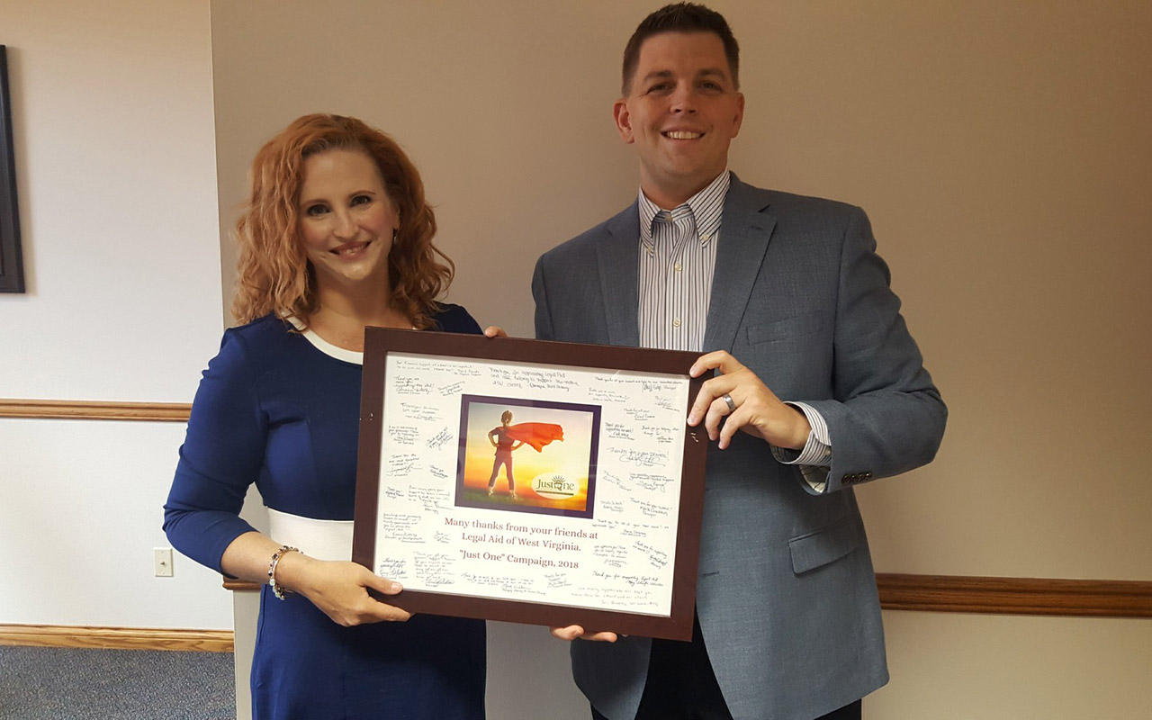 Nelson Mullins' Randy Saunders Recognized for Legal Aid Service