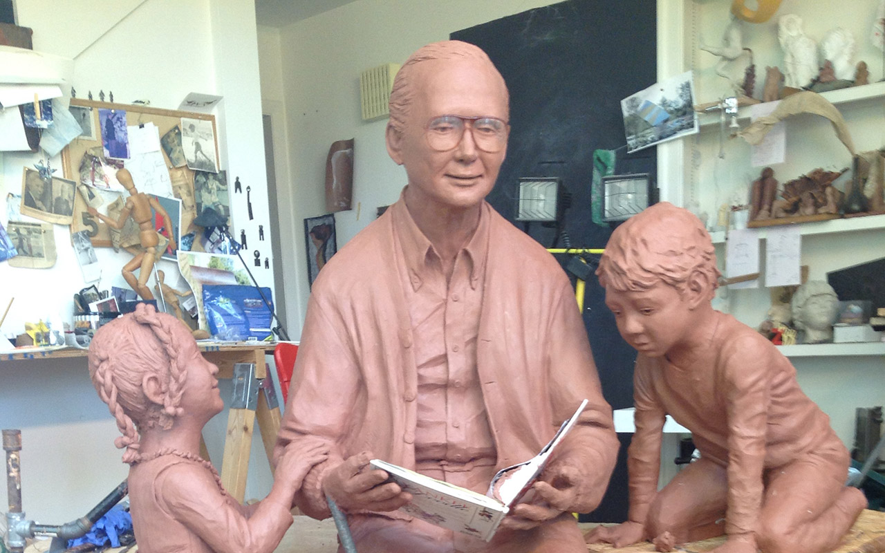 Richard W. Riley to be Honored with Downtown Greenville Sculpture