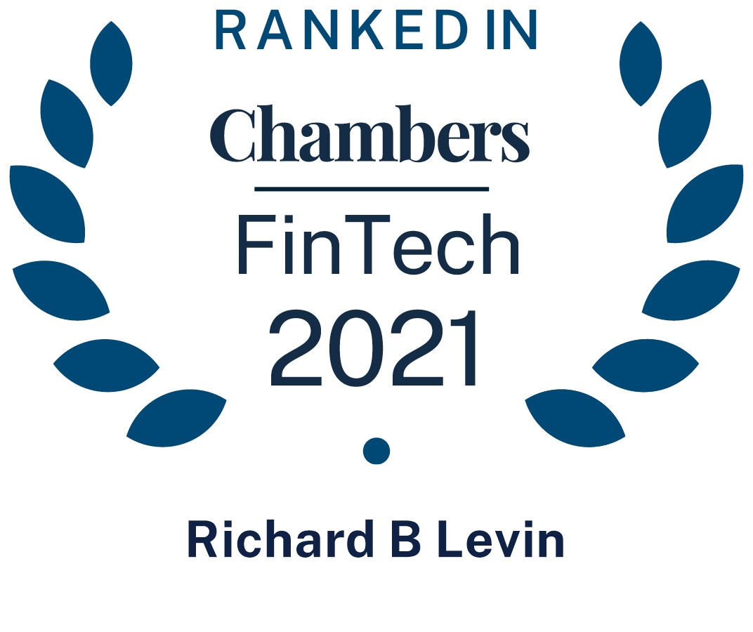 FinTech Thought Leader Richard B. Levin Recognized by Chambers