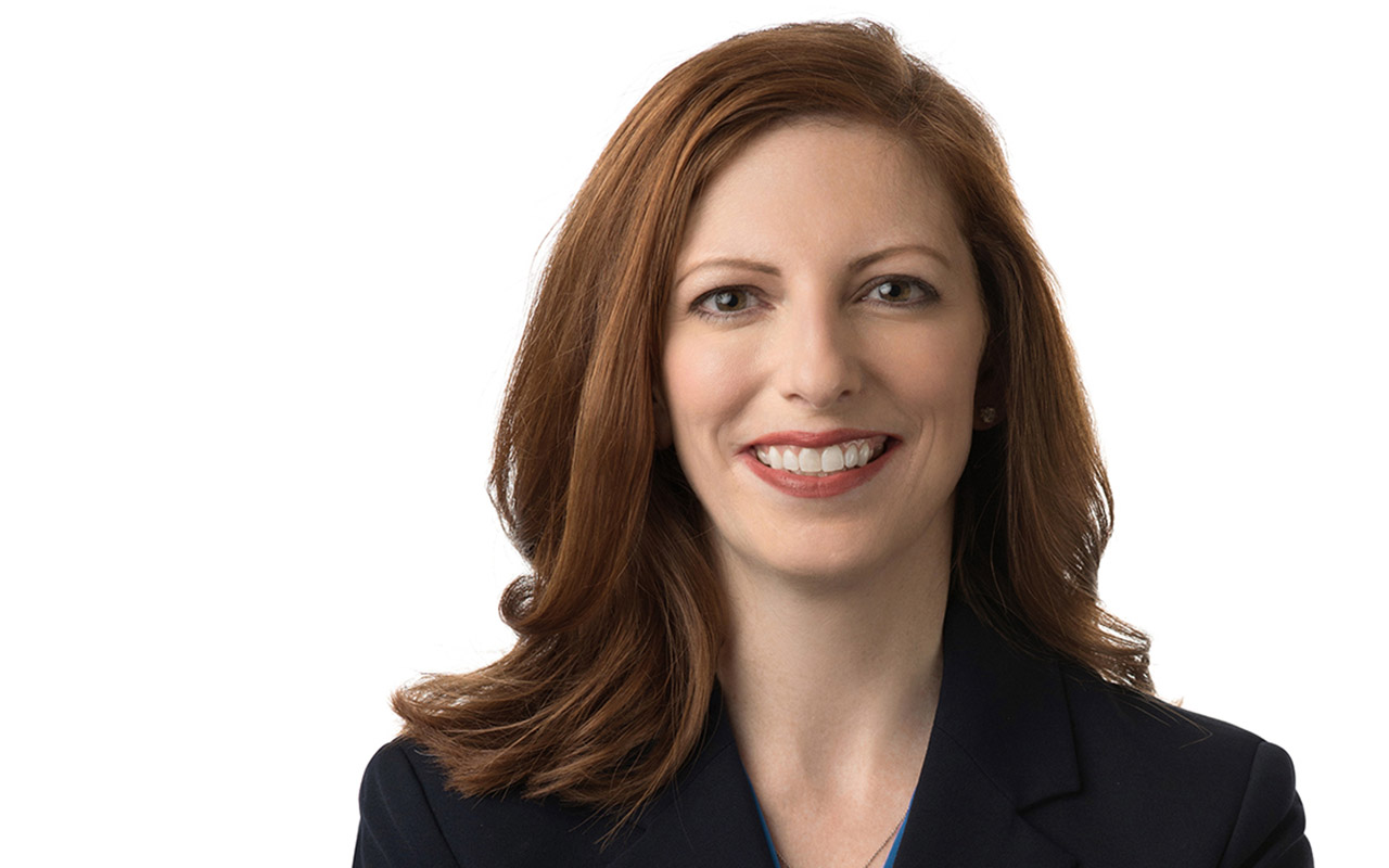 Sally Caver Recognized in 'Women in Business 2020'