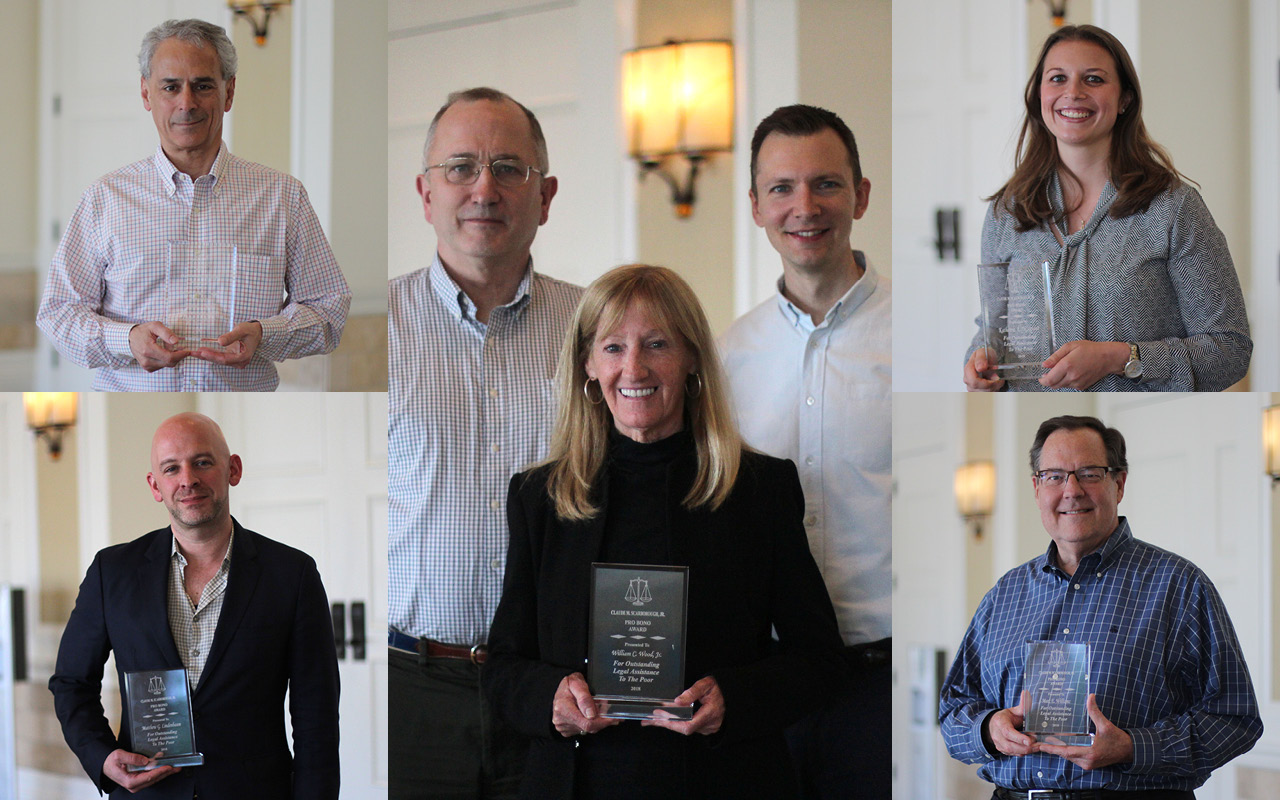 Pro Bono Service Earns Seven Nelson Mullins Attorneys Recognition