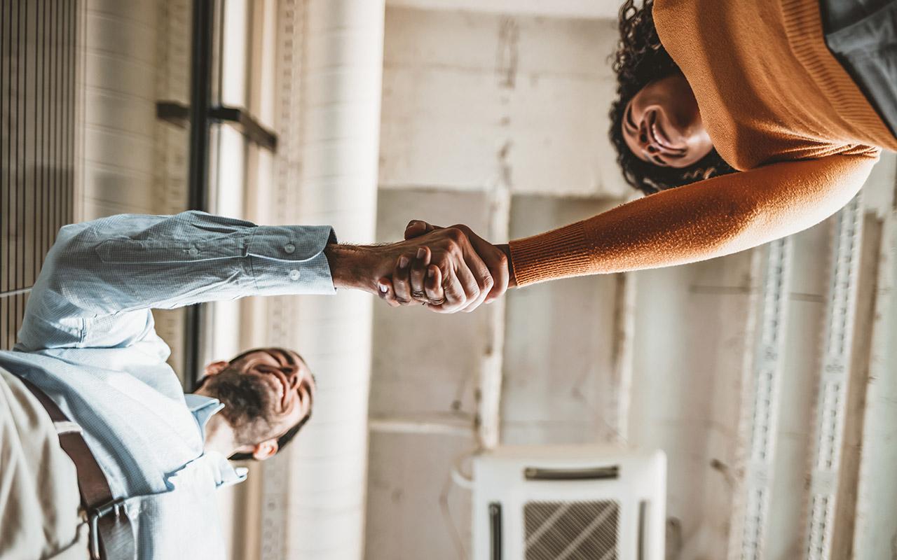 Hiring new applicants versus former employees