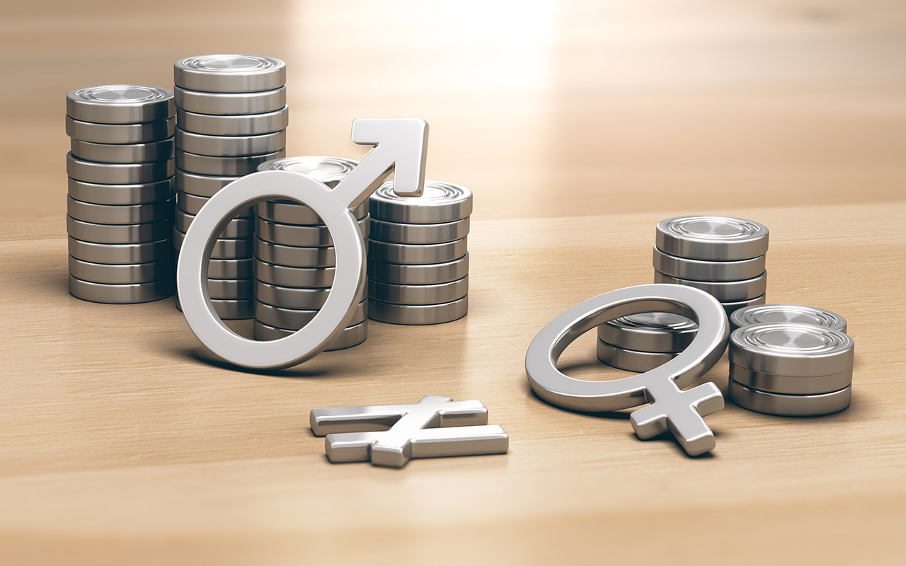 Sherry Culves Discusses Why the Gender Pay Gap Hit a Speed Bump