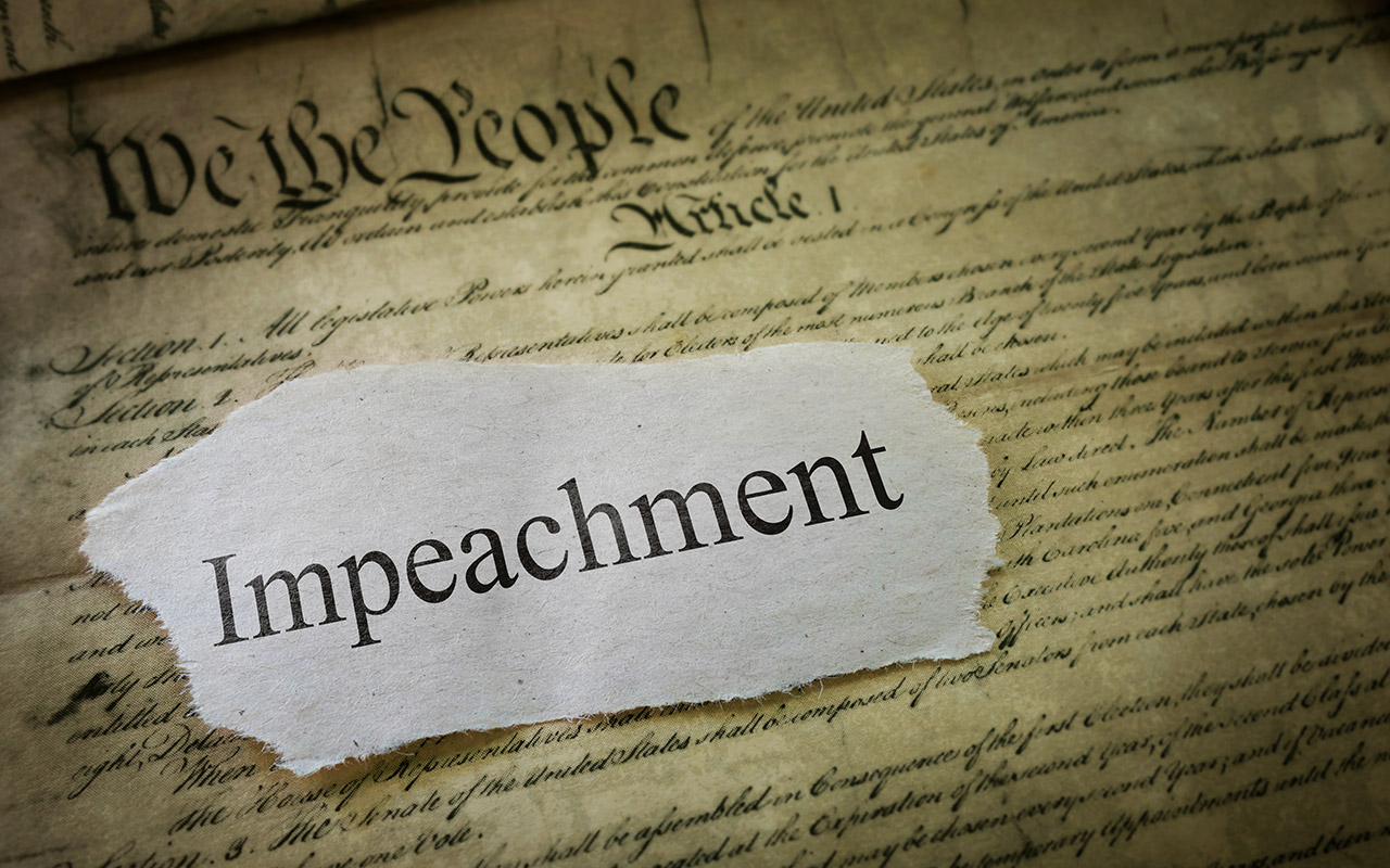 Marc Williams on WVa House Resolution Blocking Future Impeachment Interferences by Courts