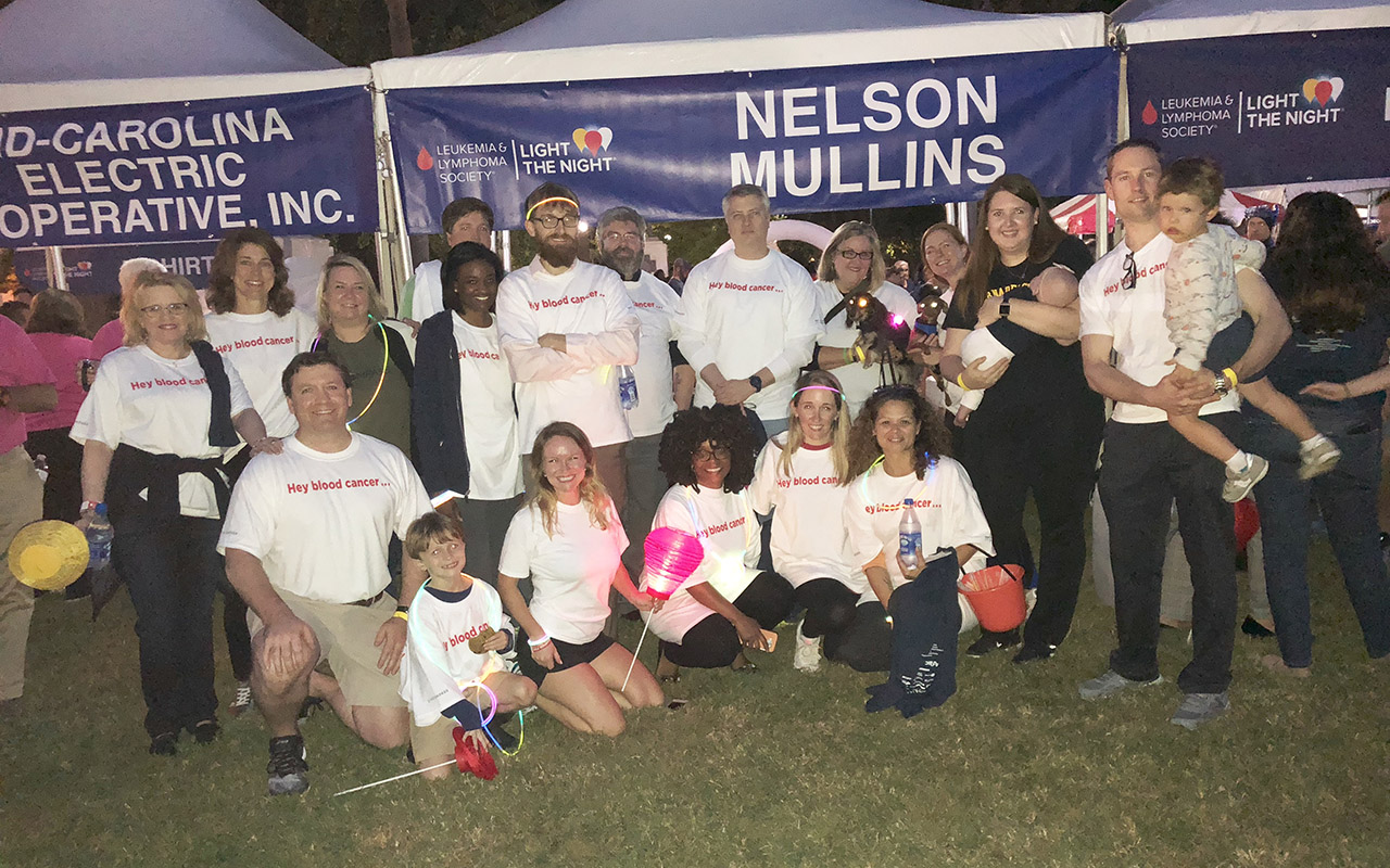 Encompass Participates in Light the Night, Raises Money