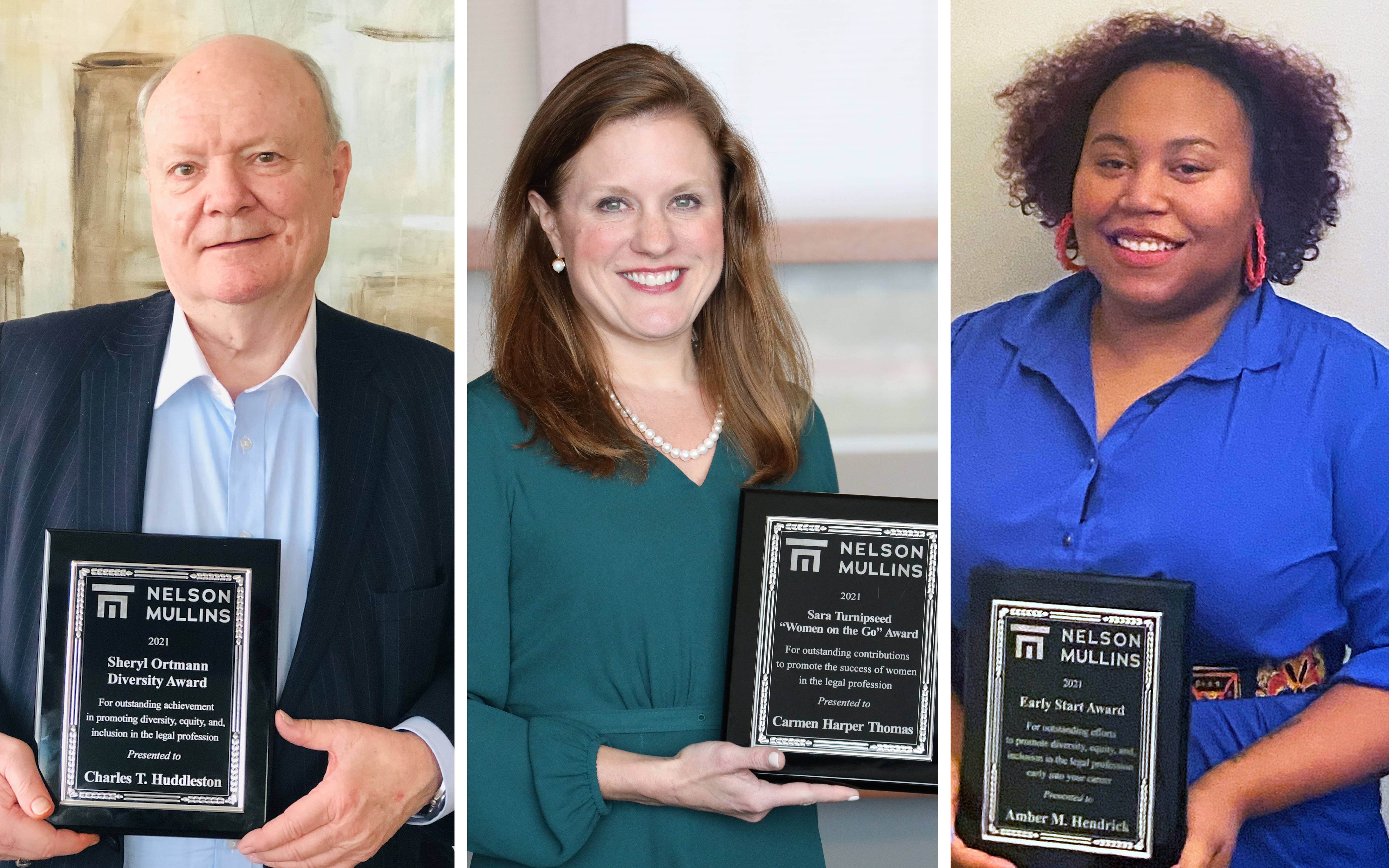 Nelson Mullins Recognizes Attorneys for 2021 Diversity, Equity, Inclusion Efforts